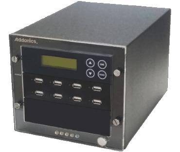 1:7 USB HDD / Flash Duplicator Enhanced (model: UDFH7-E)