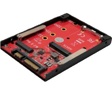 "2.5"" M2/mSATA SSD drive (model: AD25M2MSA)"