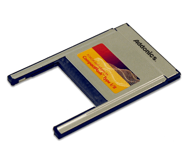 CF DigiAdapter (model: ADCFPCMCIA)