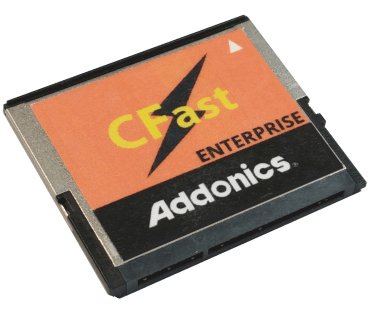 Enterprise CFast MLC SSD (model: AFCFAS3W64G-M)